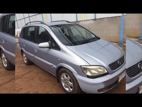 Chevrolet Zafira 2.2 ปี2003 ราคา 69,000 บาท