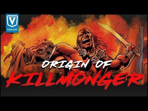 Origin Of Erik Killmonger! (Black Panther Villain)