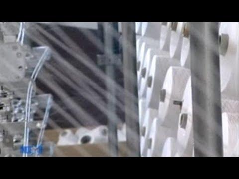 Vidéo POLYTRAME FILTRATECHNIC - Isère (38) - St Savin, Textile, Filtration, Tissage - Tissu, Toile