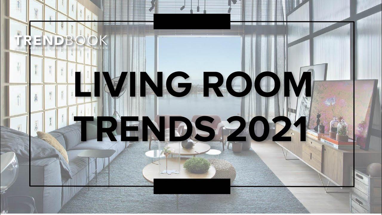 Living Room Decor Ideas I Interior Design Trends 2021 Youtube