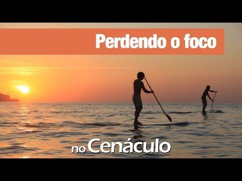 Perdendo o foco   no Cenáculo 07/06/2019