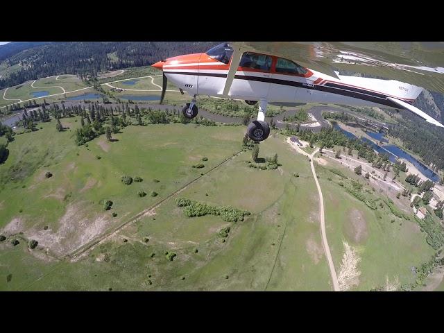 Landing at Garden Valley Idaho U88