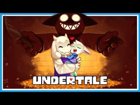 Pip & Twitch Play: Undertale (Weaponized Tears!)