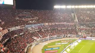 BORRACHO! + SALVADA DE PINOLA / River Plate vs Arg Juniors / Superliga 2018/19