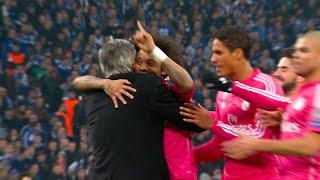Real Madrid BEST goals under Ancelotti
