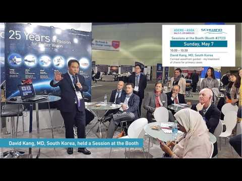 ASCRS 2017 in Los Angeles: Schwind eye-tech-solutions' Booth