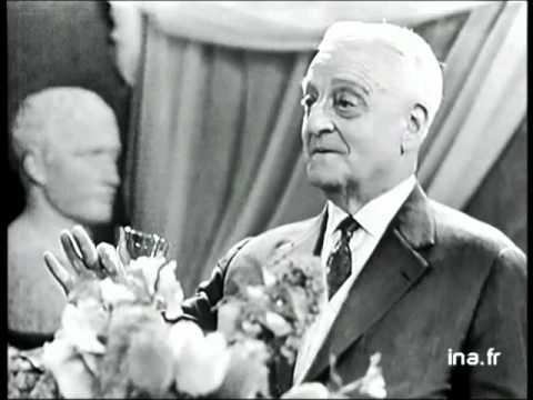Tino Rossi évoque Vincent Scotto 1961