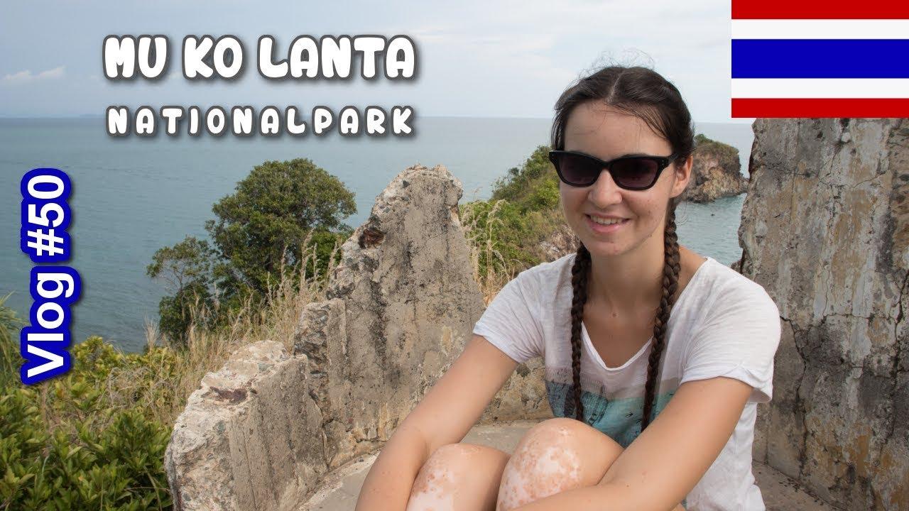 Wanderung durch den Dschungel |  Thailand | Weltreise | Travel Vlog #50