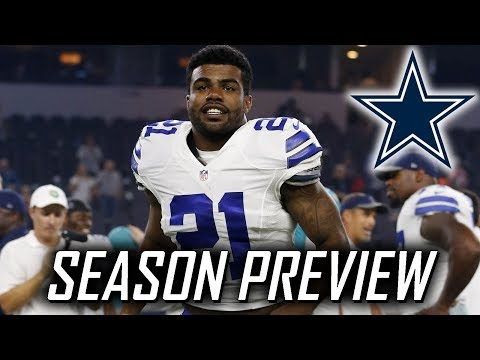 Dallas Cowboys 2017 NFL Season Preview - Win-Loss Predictions and More!