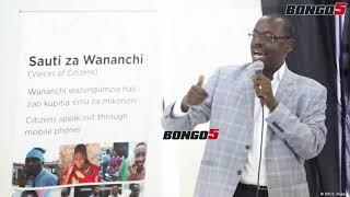 """Twaweza wajibu tuhuma za kuvujisha barua ya COSTECH """"hatujakosea"""""""