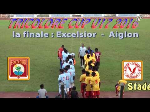 TRICOLORE CUP U17 2016 le 21-12-2016 Stade louis Achille