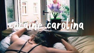 blackbear - cocaine carolina (Lyric Video)