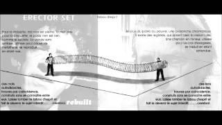 Mecano Un-Ltd presents:Erector Set - Tabou d