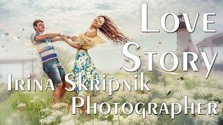 Love story slideshow by Irina Skripnik, Ирина Скрипник - история любви - слайдшоу