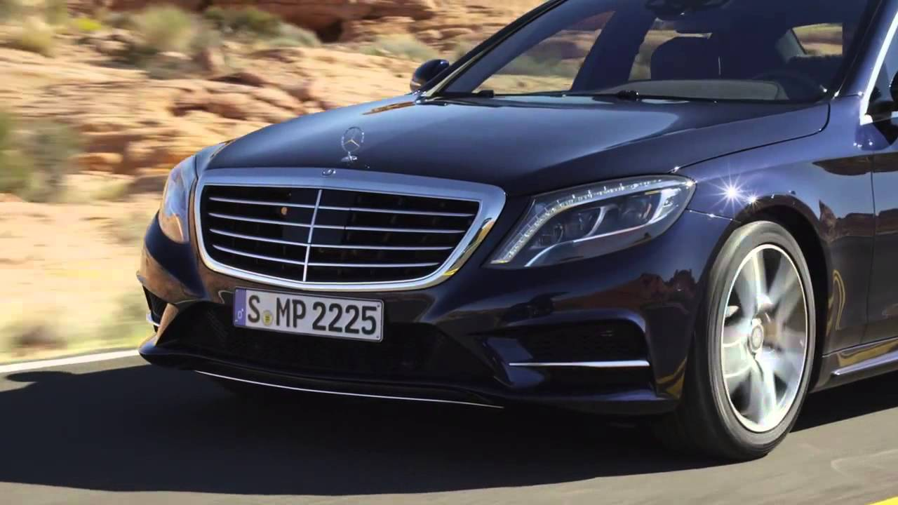 Mercedes benz 2014 s class s500 4matic hd youtube for Mercedes benz s550 4matic 2014