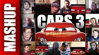 CARS 3 Teaser Trailer 2 Reactions Mashup
