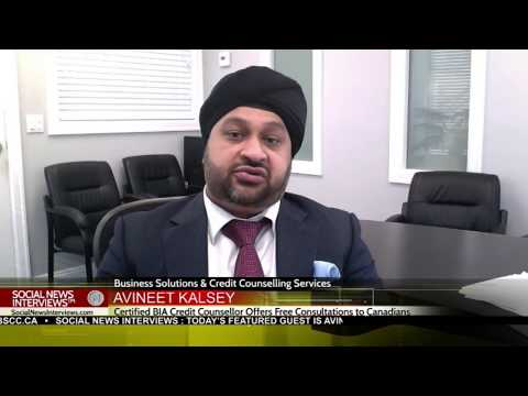 Credit Counselling or Debt Management – Avineet Kalsey – BSCC