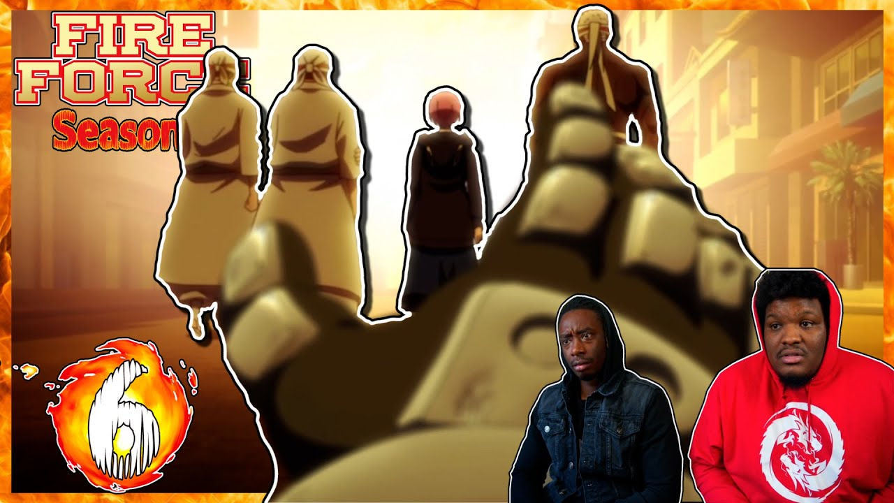SHE CHOSE HER SIDE!! | Fire Force Season 2 Episode 6 | Reaction