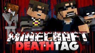 Minecraft DEATH TAG - DEADLOX HAS ISSUES!! LOL