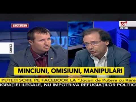Dezbatere legea anti-legionară la Realitatea TV