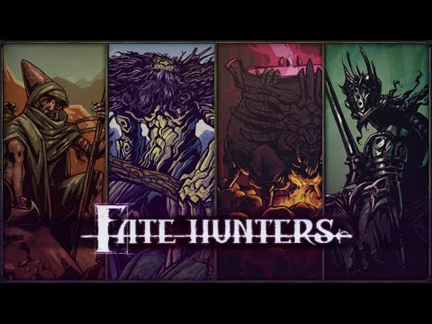 Rogue-like Card Game! (Jon's Watch - Fate Hunters)