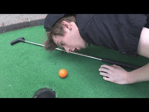 Thumbnail: BEST HOLE IN ONE EVER | Mini Golf Adventures