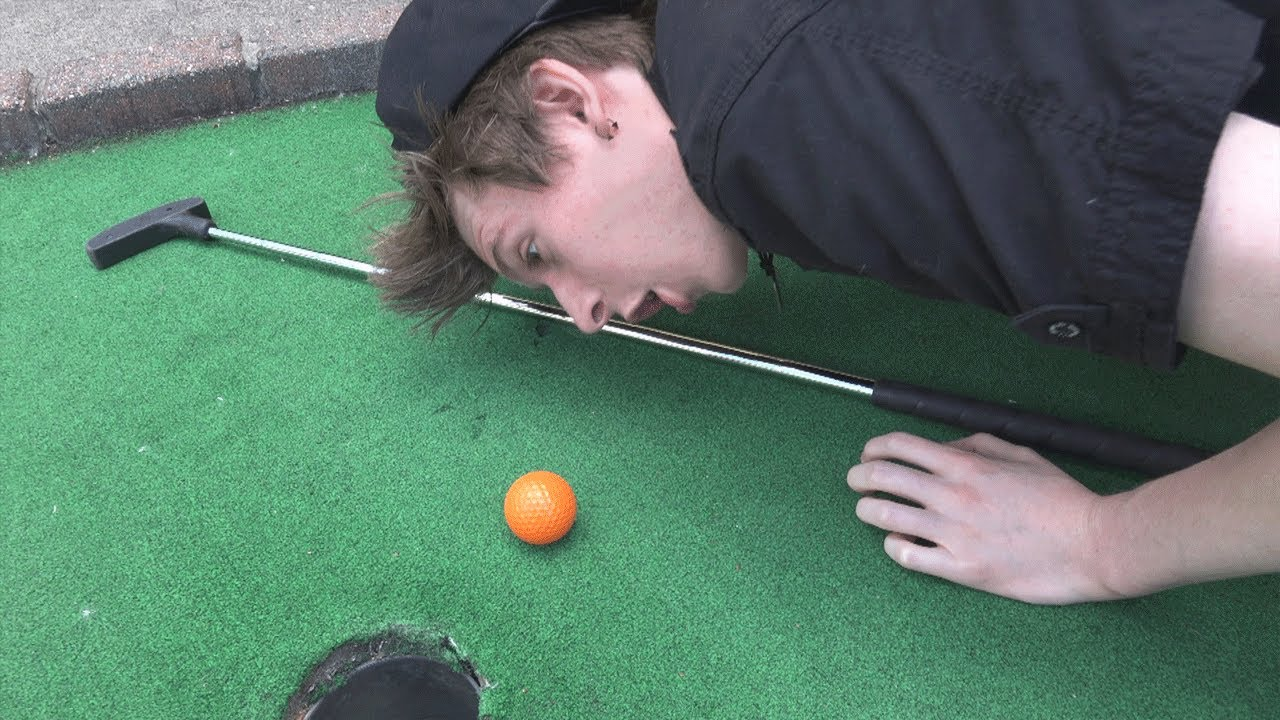 BEST HOLE IN ONE EVER | Mini Golf Adventures