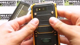 Обзор Land Rover A9+ IP68 защищенный смартфон. Самый популярный противоударник!