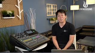 리빙사운드 그룹스터디 - 온라인예배를 위한 디지털믹서 …