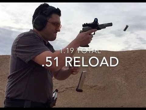 World's fastest reload
