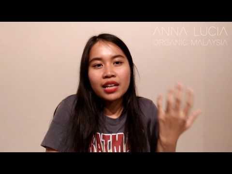Organic Hair Serum by Anna Lucia Organic Malaysia