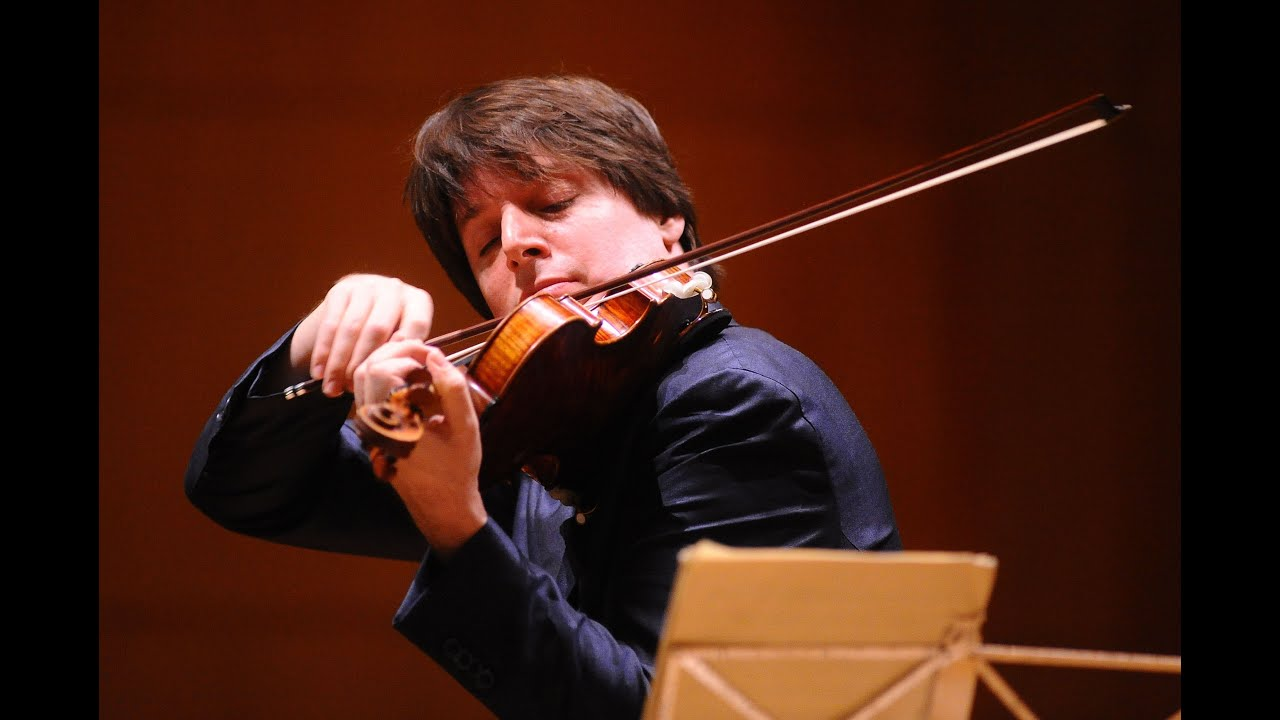 Artwork representing PBS News Hour with Joshua Bell