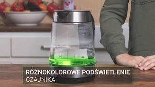 Czajnik elektryczny z regulacją temperatury Hoffen