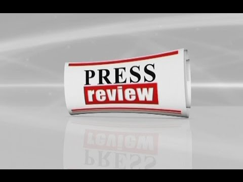 Press Review - 22/04/2017