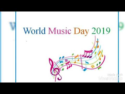 World Music Day - 2019 Special - Bengali Song Collage - Song By - Suman Dhar