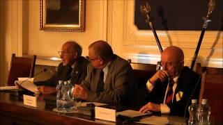 prof. Richard Pipes na Uniwersytecie Warszawskim o Rosji 18.07.2012 r.