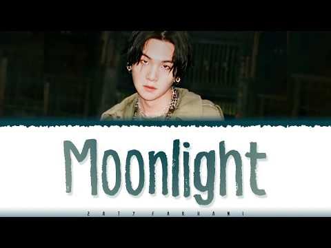 AGUST D - 'MOONLIGHT' Lyrics [Color Coded_Han_Rom_Eng]
