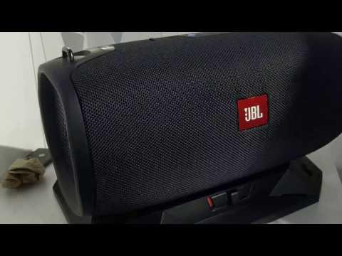 JBL BassPro Go mega Bluetooth speaker with dock: out September 2017