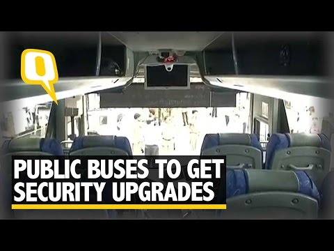 Union Transport Ministry to Upgrade Security in Public Buses