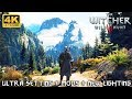 The Witcher 3 - Best Graphics 2020 Ultra Modded 4K (ultra Settings + Graphic Mod Pack) [60fps, 4K]