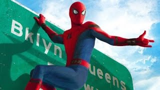 Spider-Man Homecoming (Tender Box - The Spectacular Spider-Man Theme) Music Video