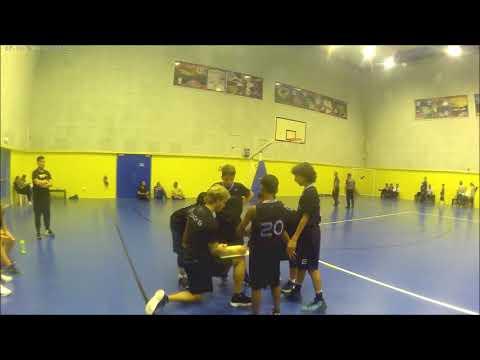 BE Basketball Black vs RAMS - Boys U14