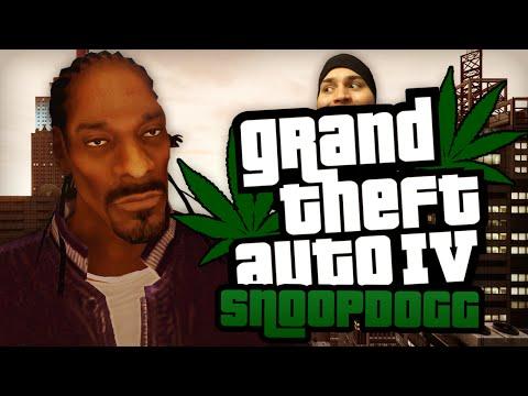 SNOOP DOGG NO GTA 4