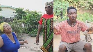 SHOWBOY DENIES KALSOUME BEFORE IRENE 😂😂😂 (Kalsoume Sinare TV Funny Movie Clip)