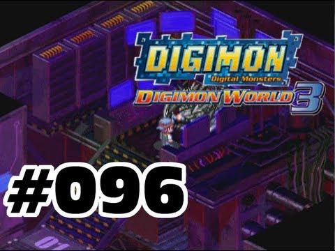 Let's Play: Digimon World 3 - Part 96 - Dum Dum Factory Redux