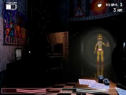 5 ночей с Фредди Фокси играть онлайн, скачать картинки и