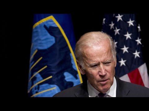 Joe Biden slams Trump over taxes