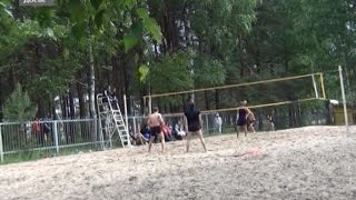 Вологодские спортсмены участвуют в первенстве России по пляжному волейболу