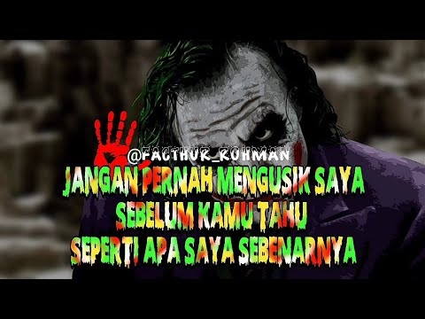Story Wa Keren Kekinian Kumpulan Kata Kata Bijak Joker