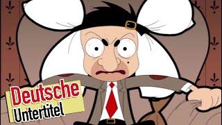Mr. Bean und zu viel Lärm